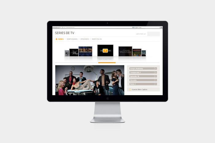 Improving customer experience and web user interface (UI) for a global digital media company